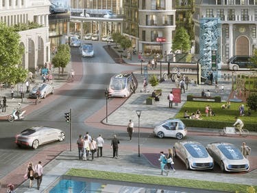 Daimler and Bosch to Bring Autonomous Car Sharing to Cities