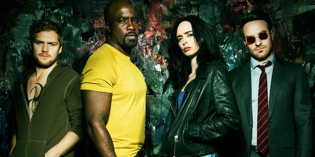 The Defenders Infinity War