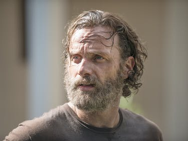 Rick Grimes Knows How He Wants to Die on 'The Walking Dead'