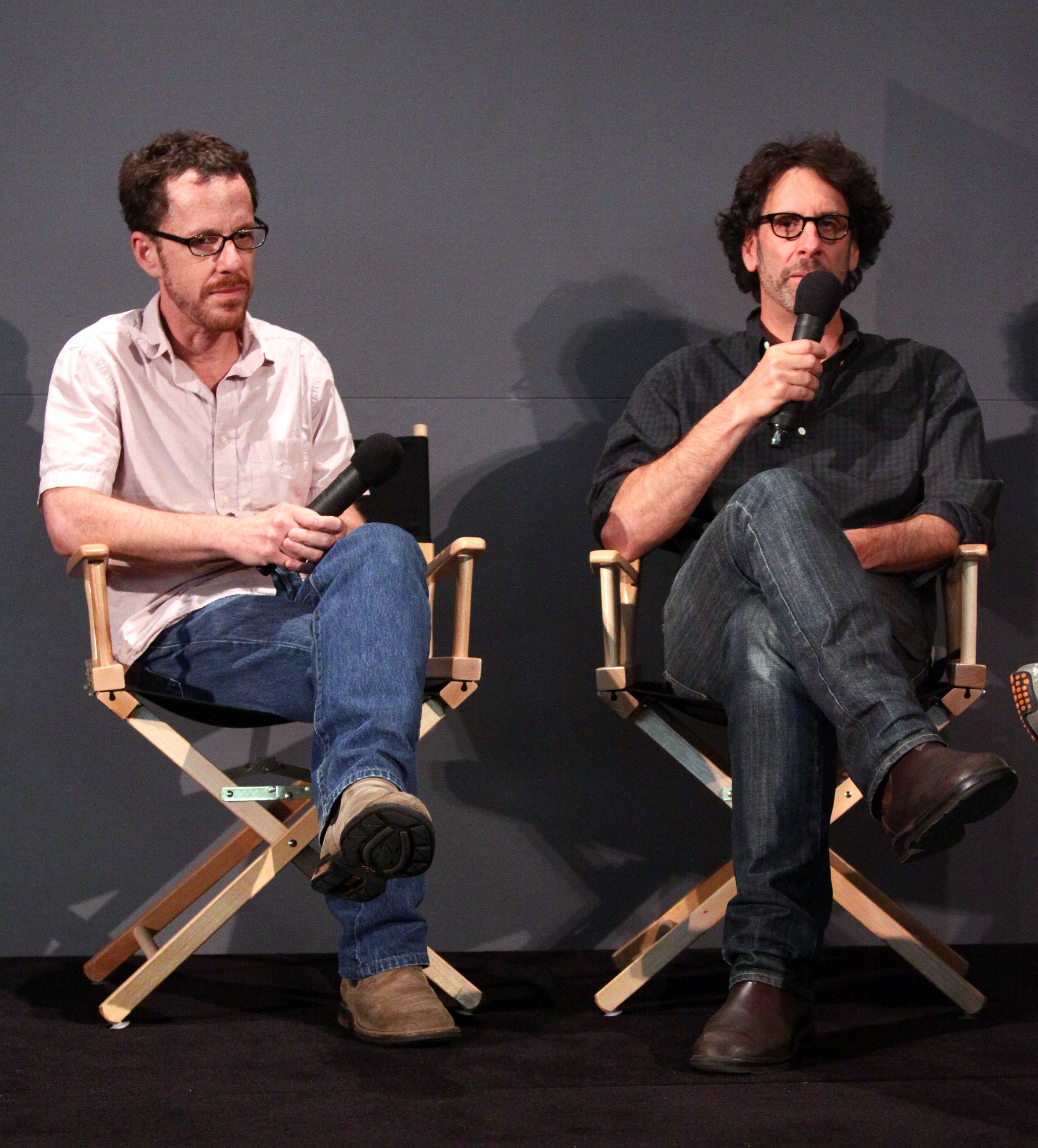 The Coens are writing a movie about the online black market