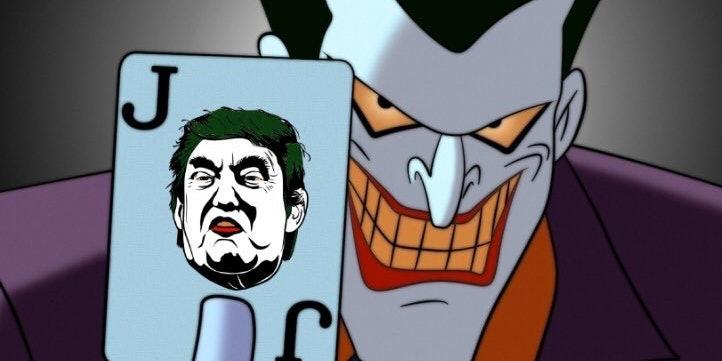 Mark Hamill Reads Trump's Meryl Streep Tweets as the Joker