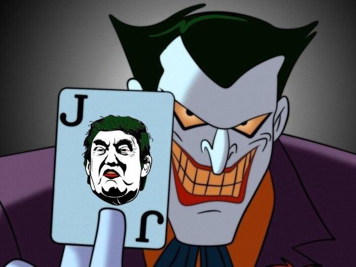 Mark Hamill Reads Trump's Meryl Streep Tweets as the Joker