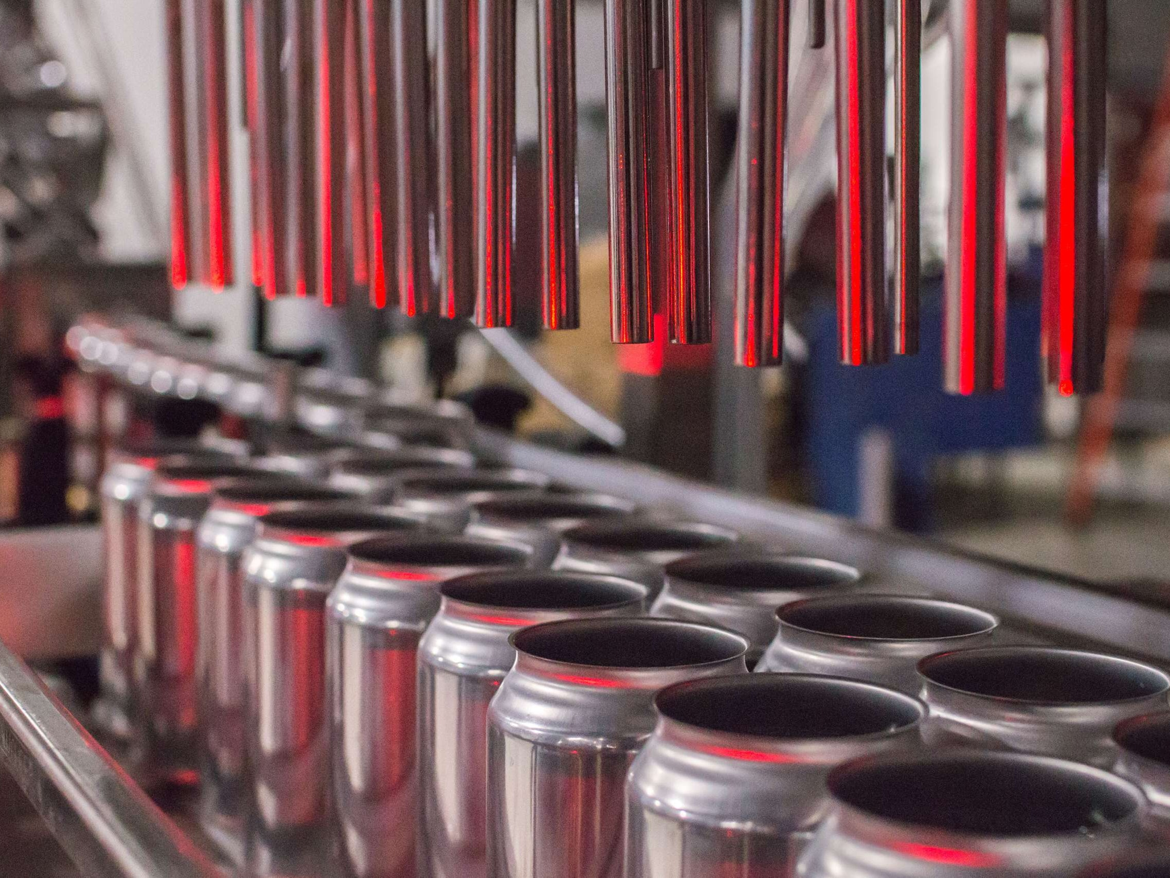 Humans Have Built a Wonder Machine That Cans Beer Twice as Fast