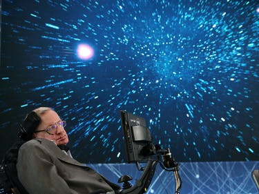 Hawking's New Institute Will Harness Surging Streams of Data