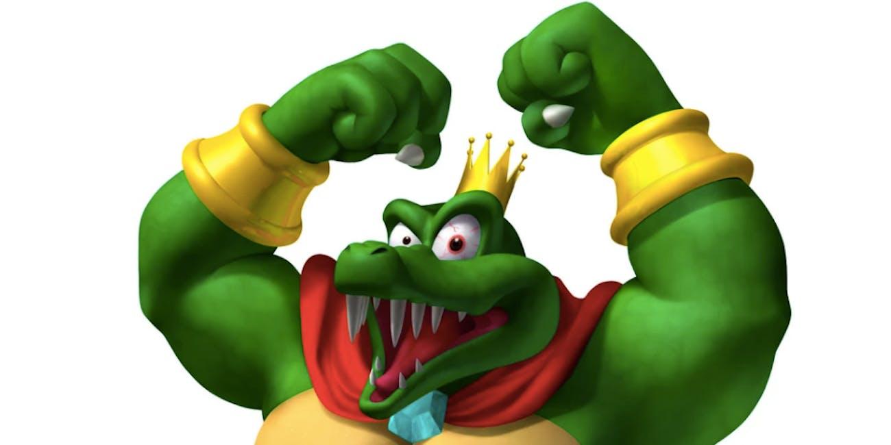 king k room super smash bros ultimate