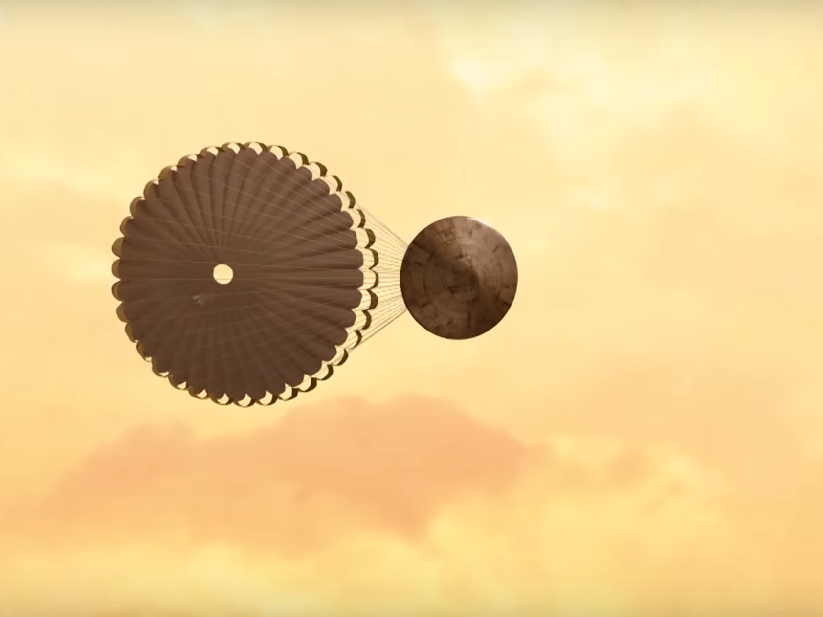 Just Weeks From Mars Landing, the ESA Shows Off Schiaparelli Model