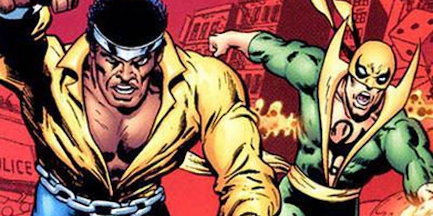 Luke Cage and Iron Fist