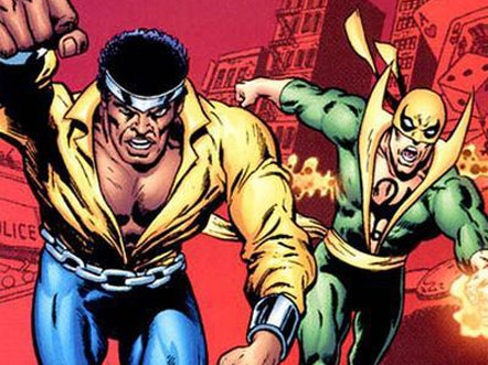 Luke Cage Probably Won't Show Up in Netflix's 'Iron Fist'