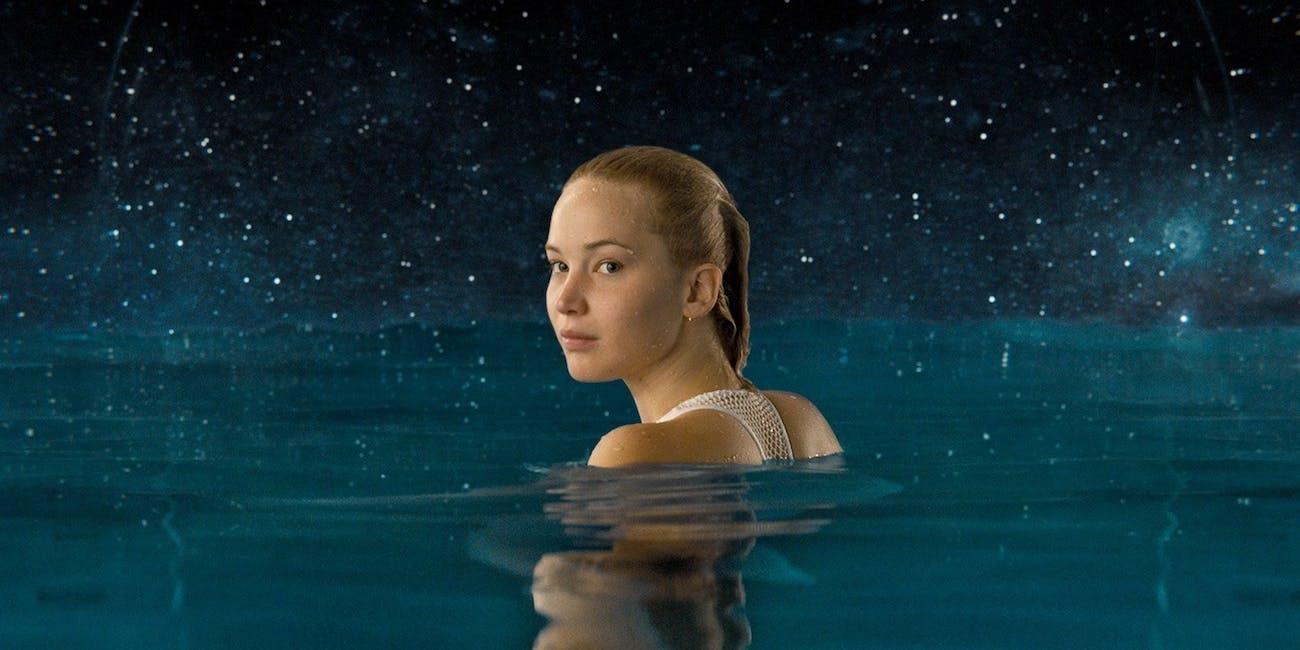 Spa Owner Says Jennife... Passengers Jennifer Lawrence Imdb