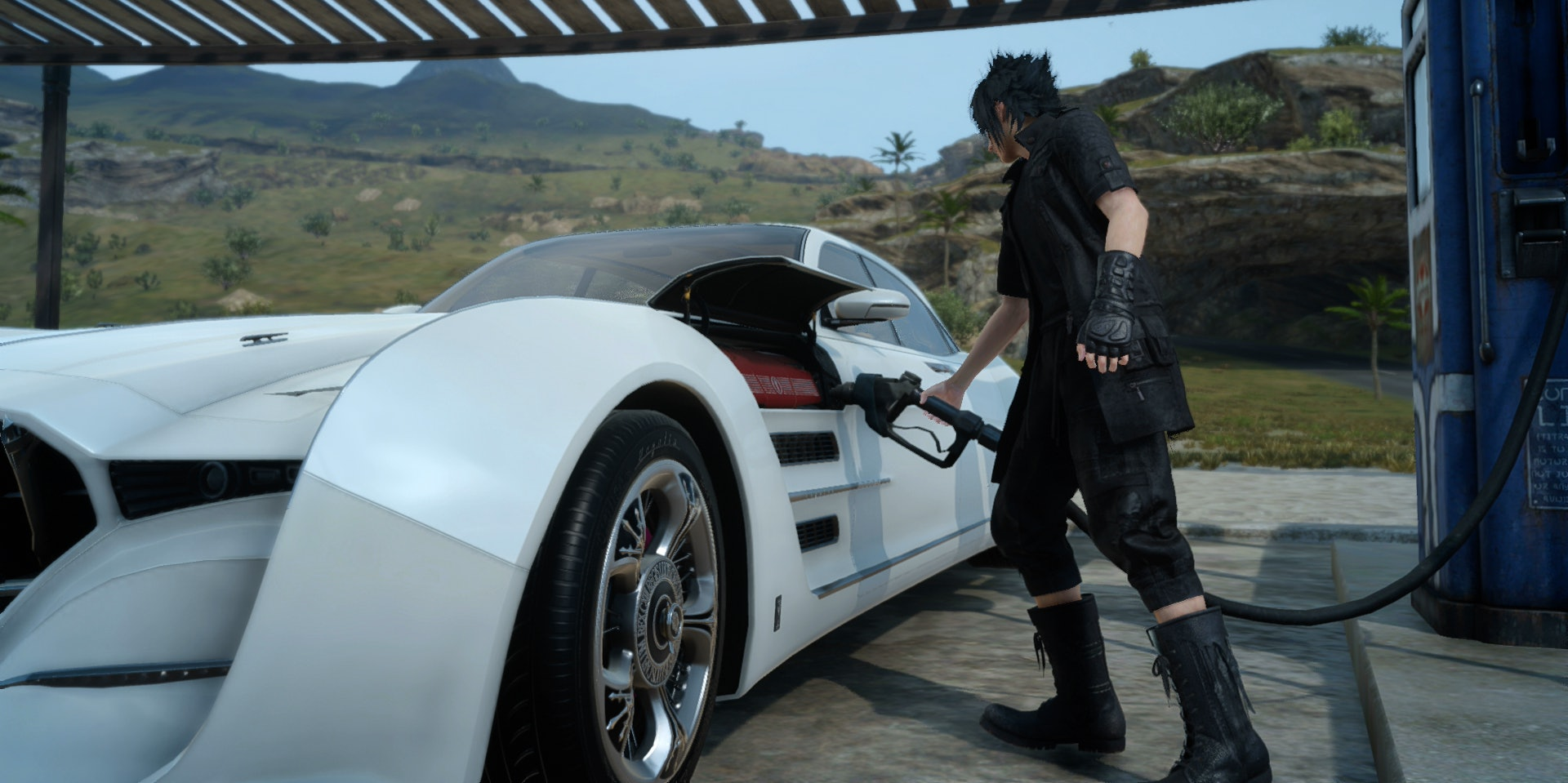 "'Final Fantasy XV' Patch Updates Could Introduce ""God Mode"""
