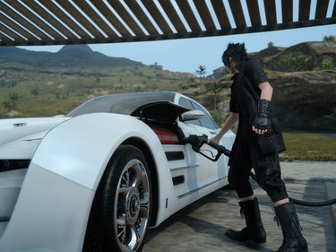 """'Final Fantasy XV' Patch Updates Could Introduce """"God Mode"""""""