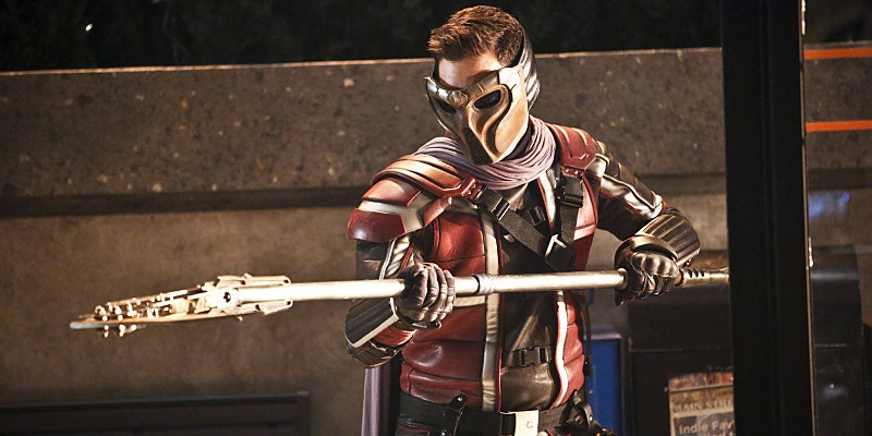 'The Flash' Goes Flashpoint Against Rupture