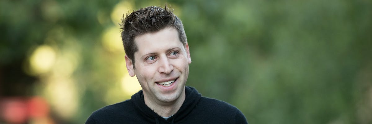 Sam Altman, founder of OpenAI