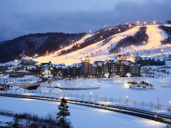 Pyeongchang, Olympics