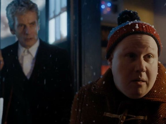 The 'Doctor Who' Xmas Special is a Sequel to 'River Song'