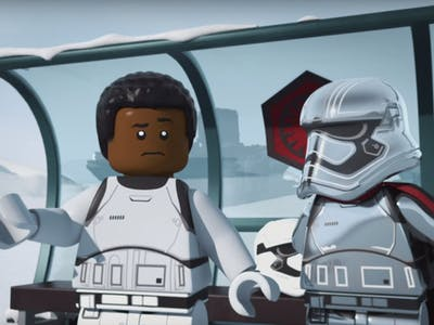 Here's What Finn Was Up to Before the Force Awoke