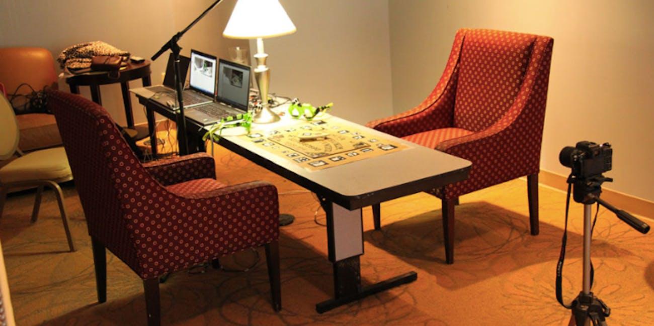 ouija board study