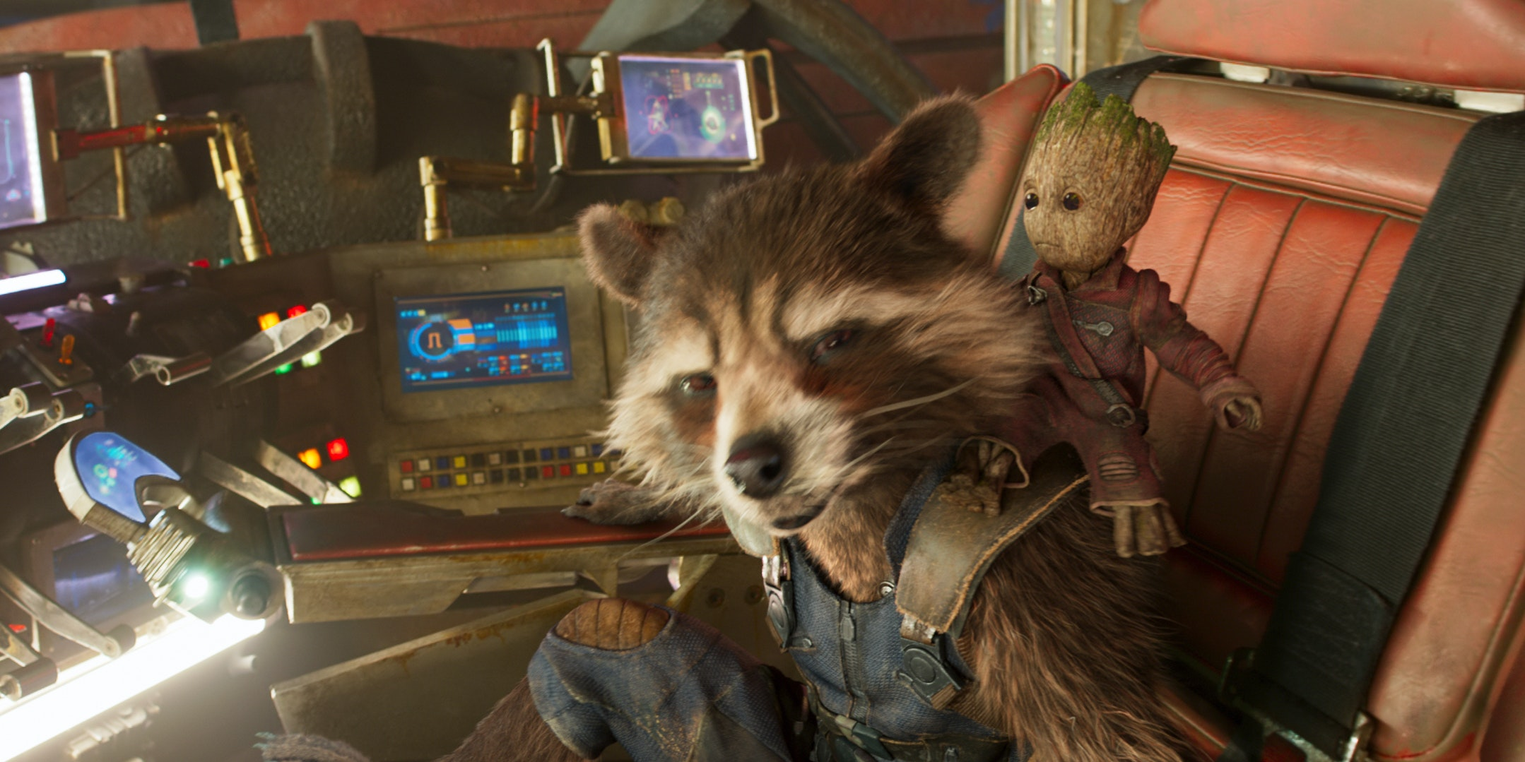 How Rocket Became the Father Figure the MCU Didn't Know It Needed
