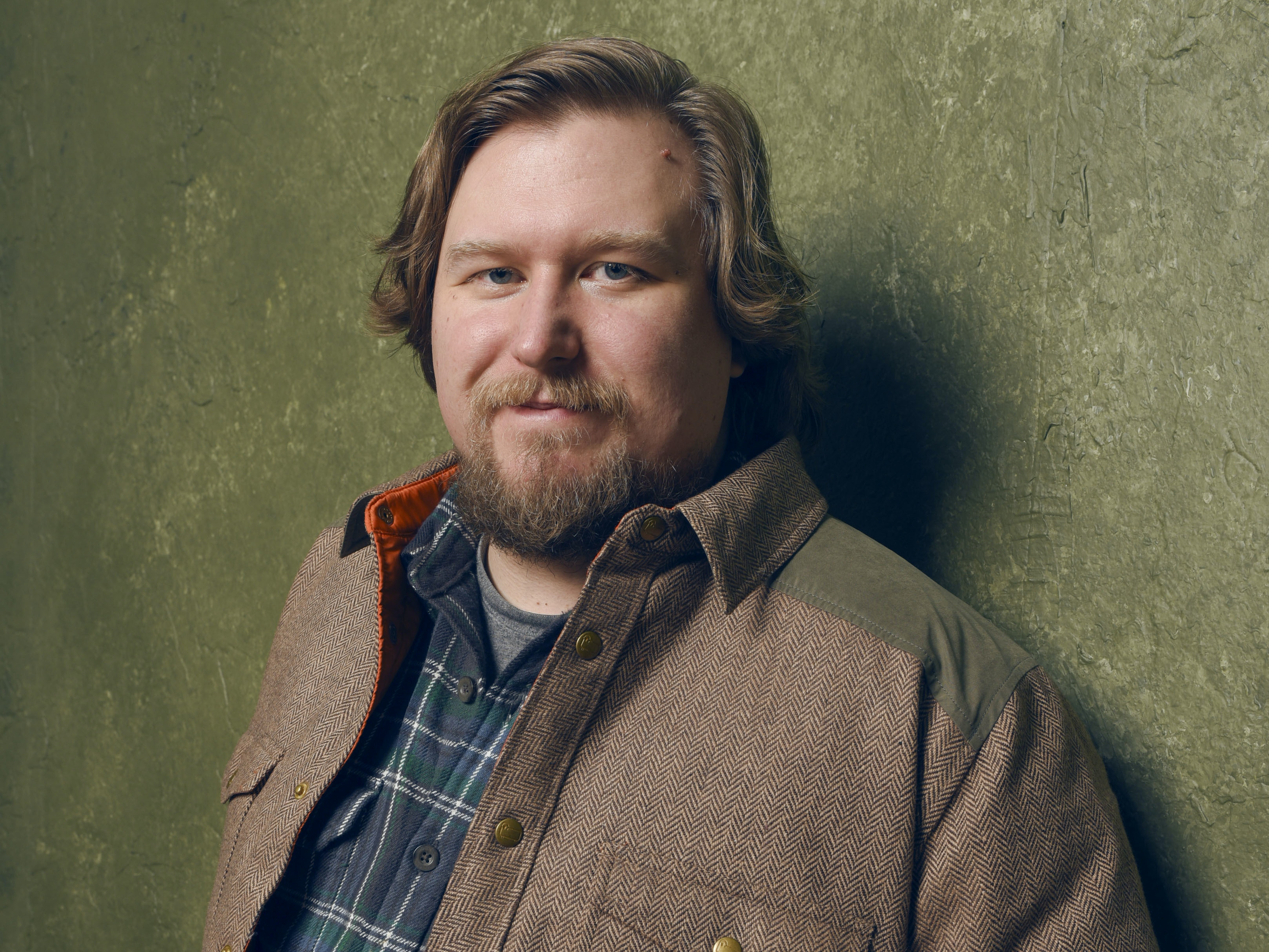 PARK CITY, UT - JANUARY 26:  Actor Michael Chernus of 'People, Places, Things' poses for a portrait at the Village at the Lift Presented by McDonald's McCafe during the 2015 Sundance Film Festival on January 26, 2015 in Park City, Utah.  (Photo by Larry Busacca/Getty Images)