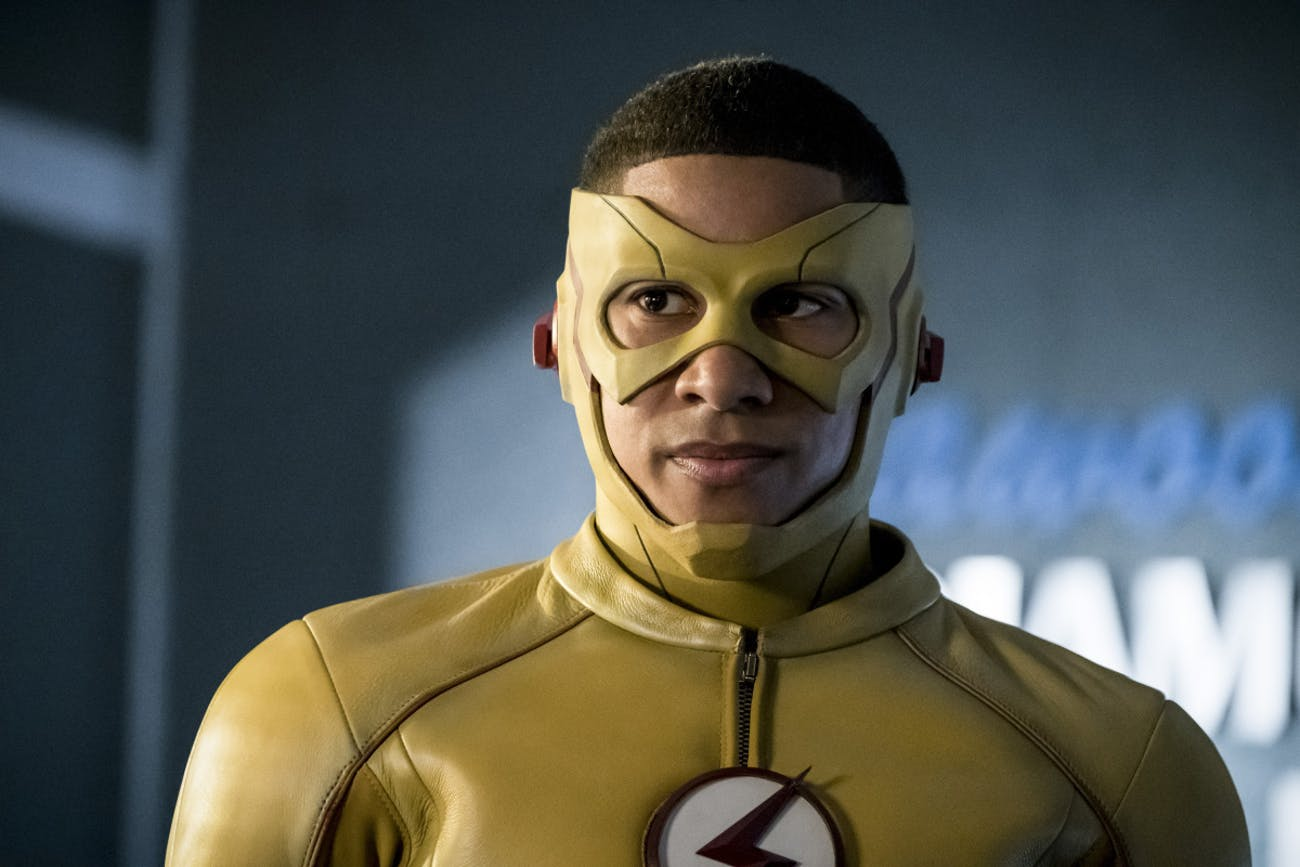 The Flash Wally West