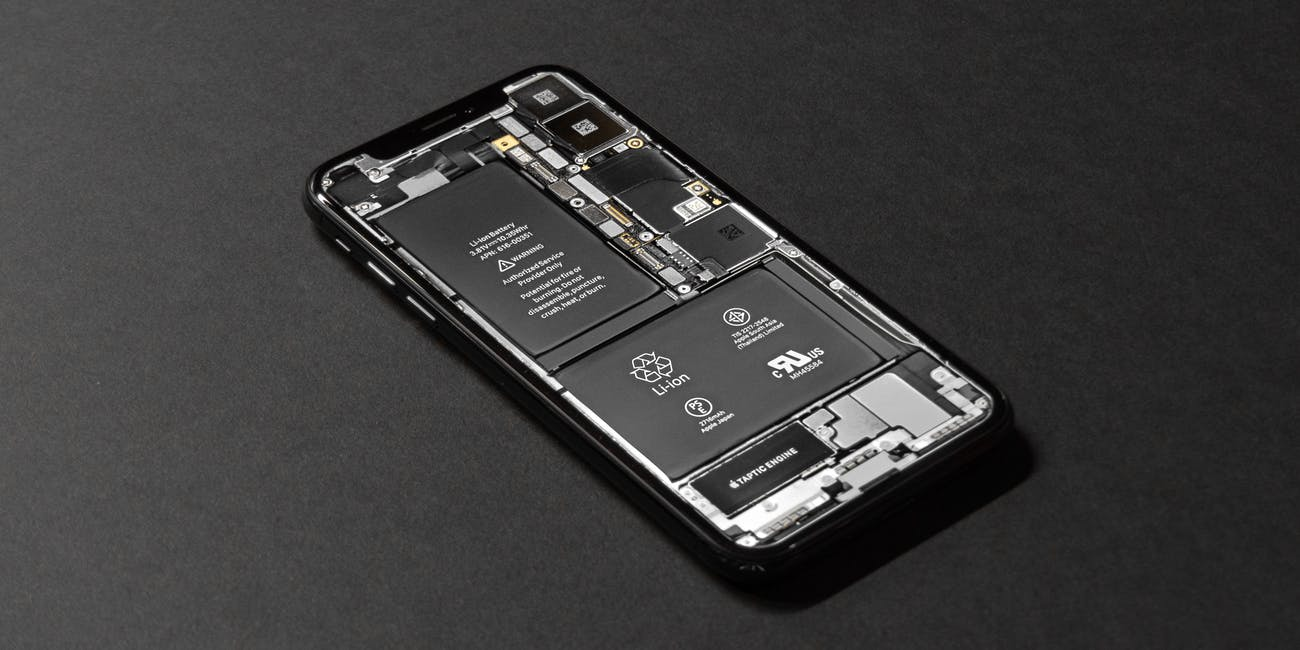 iPhone internal chips