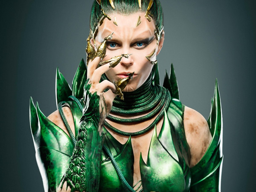 Why Elizabeth Banks as Rita Repulsa in 'Power Rangers' Isn't White-Washing