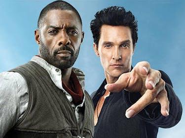 Idris Elba and McConaughey Tease 'Dark Tower' In-Character