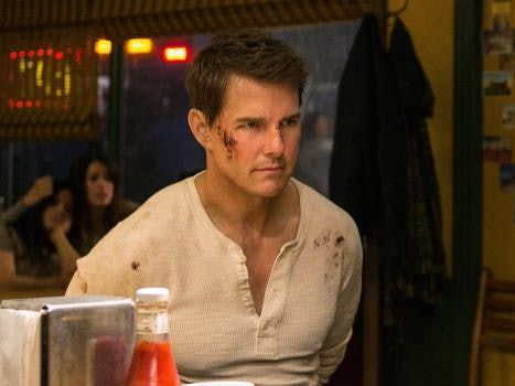 "Tom Cruise Can't Pull Off ""Invincible Action Star"" Anymore"