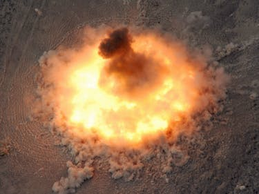 The 'Mother of All Bombs' Is a Psychological Weapon