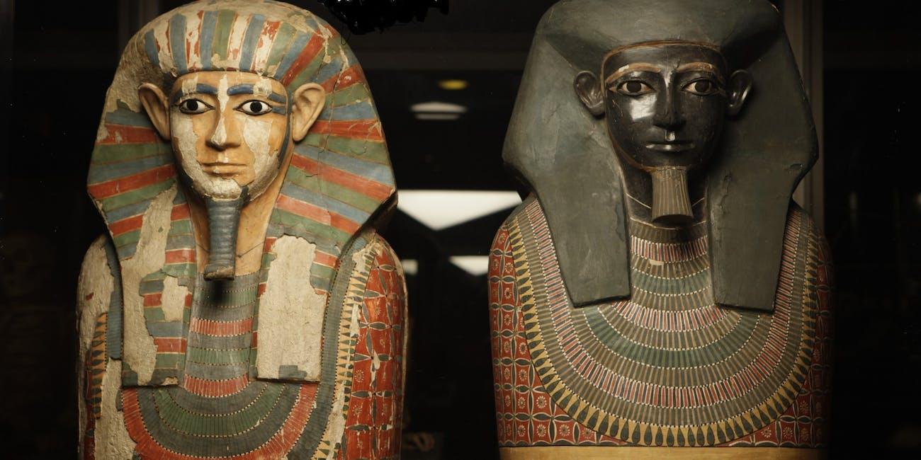 Mummy brothers