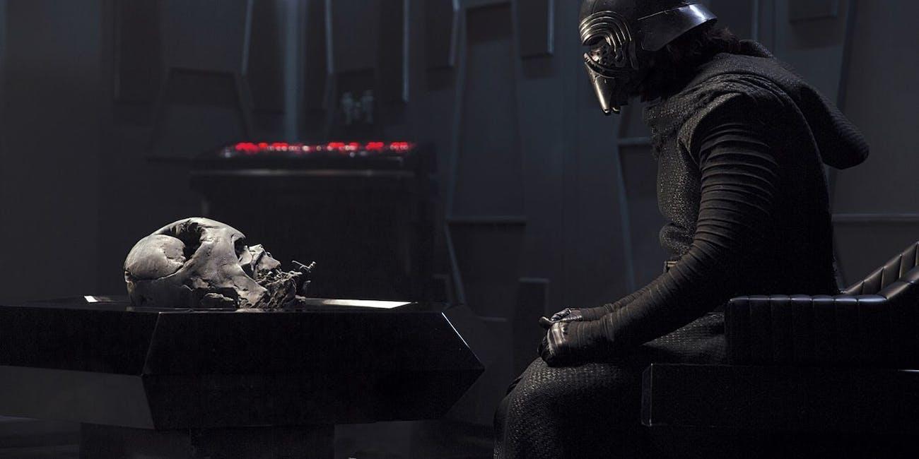 Kylo Ren Star Wars 9