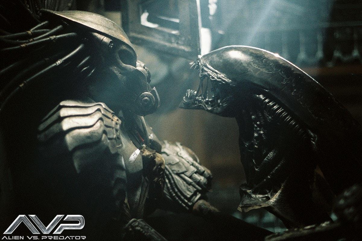 Predator: movie vs early script 84