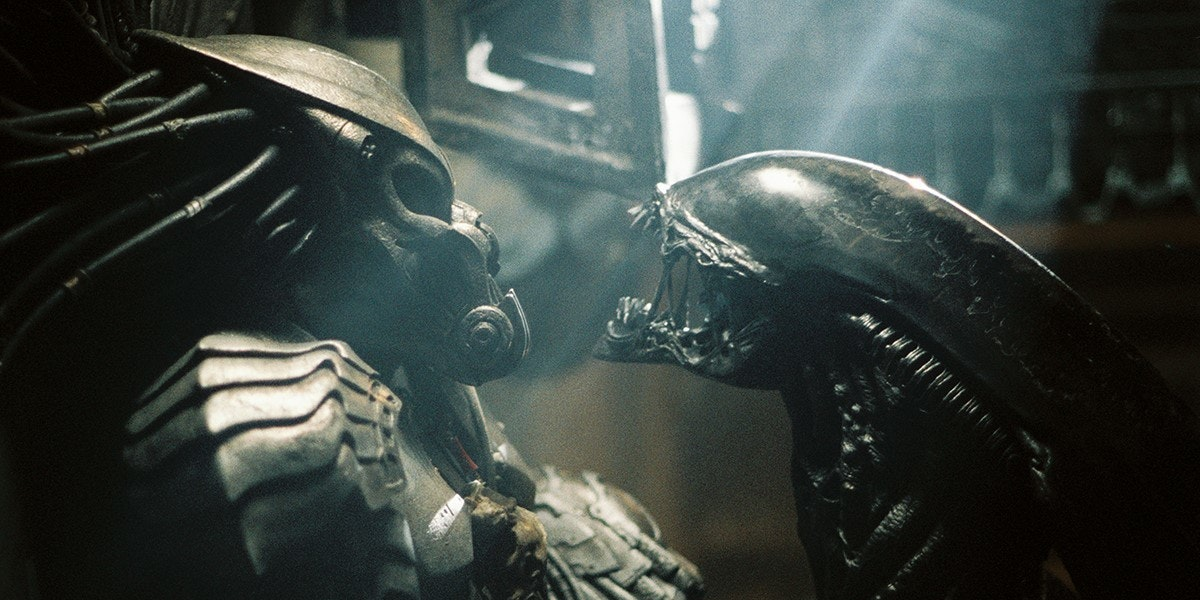 Exploring Alien Why We Never Got The Alien Vs Predator We