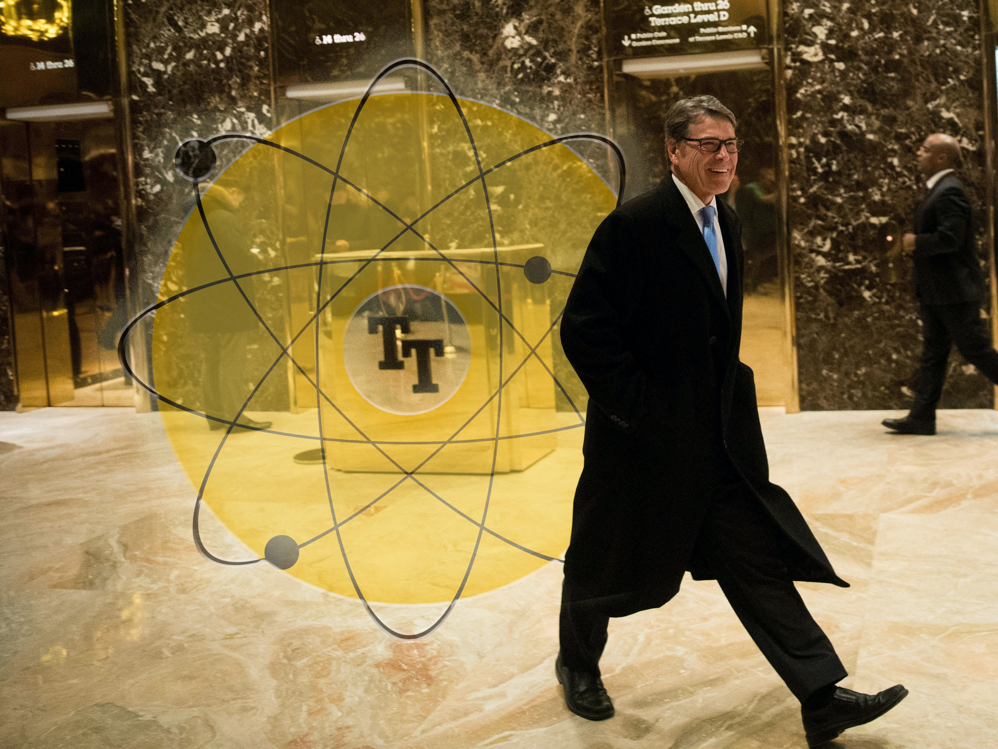 Rick Perry at the Department of Energy Could Go One of Two Ways