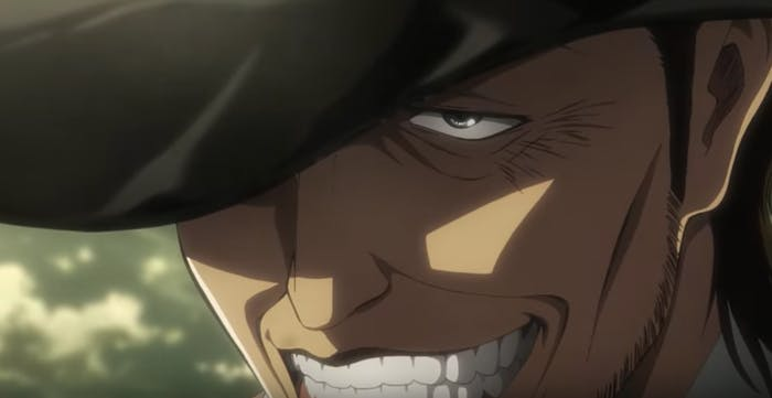 Kenny is a total creeper in 'Attack on Titan' Season 3.
