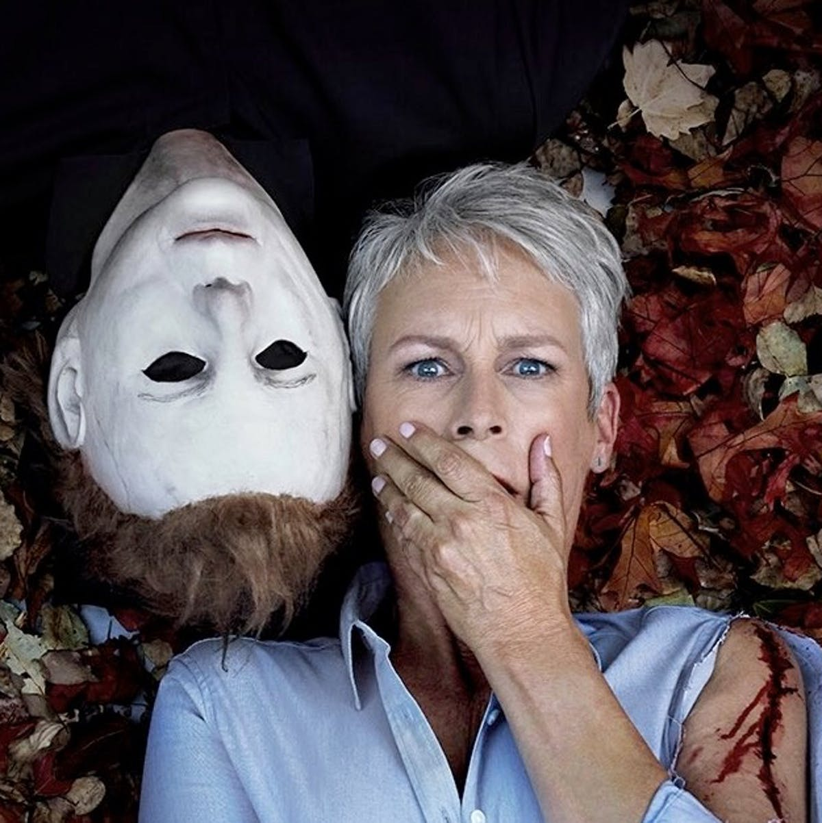 Image result for Michael Myers halloween