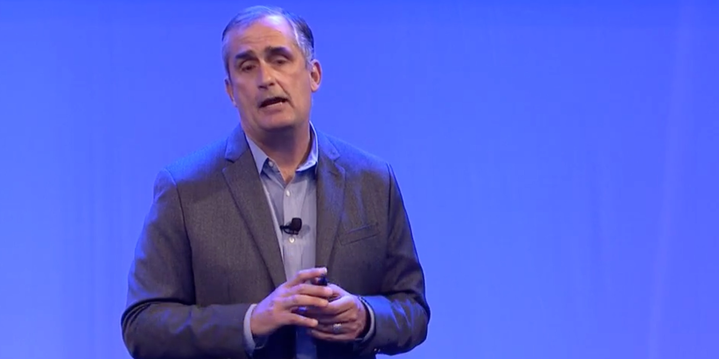"""Intel's CEO Thinks """"Data Is the New Oil."""" He's Right."""