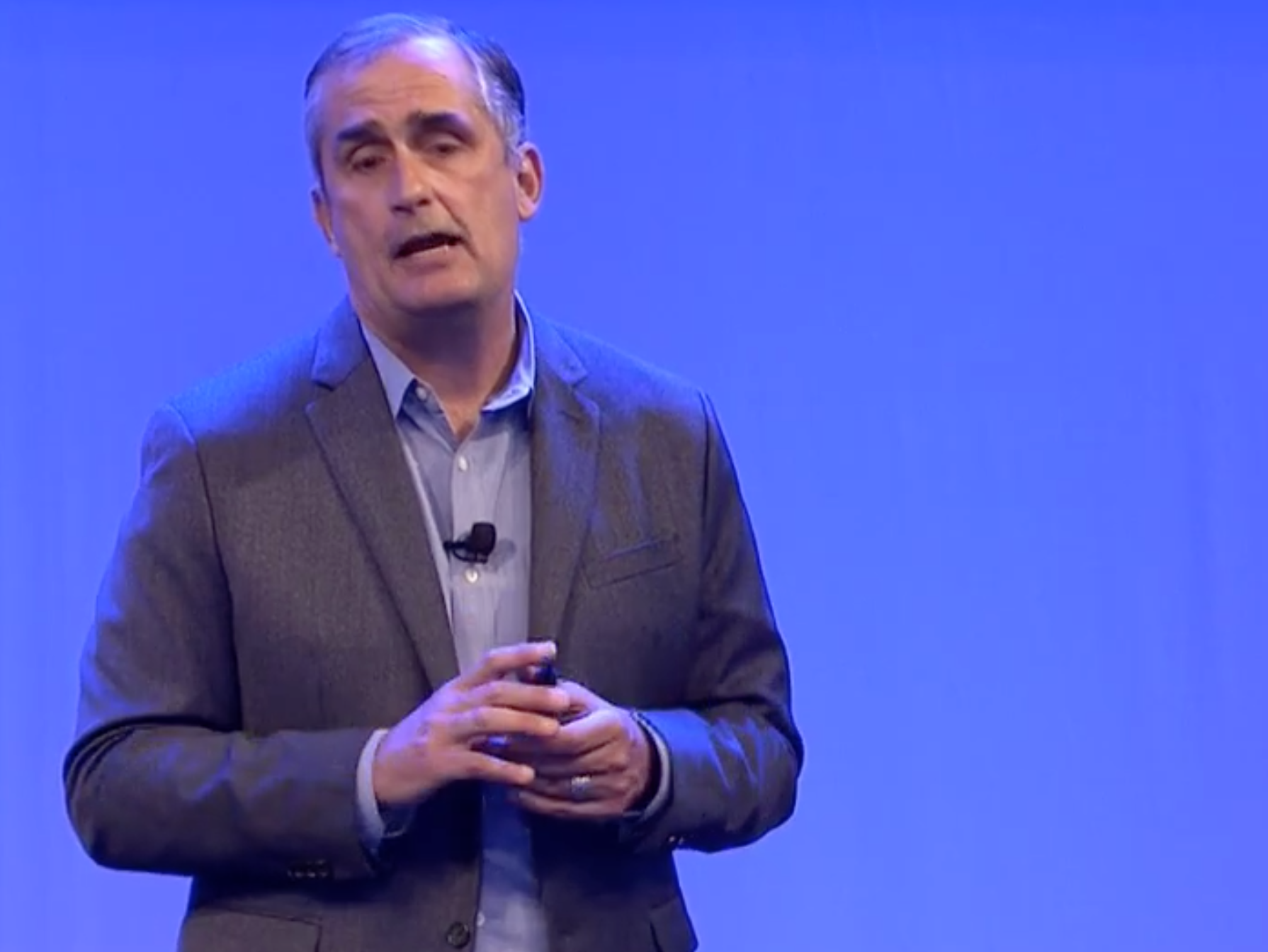 "Intel's CEO Thinks ""Data Is the New Oil."" He's Right."