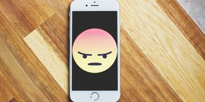 iphone apple frustrated