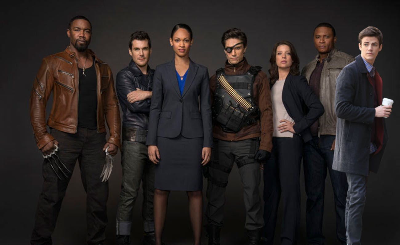 If only we could see Barry team-up with other Arrowverse criminals.