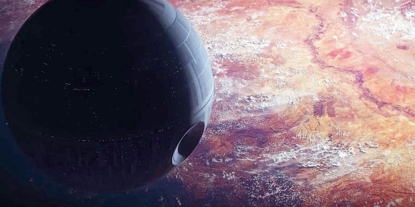The Death Star Was Palpatine's Second Huge Mistake