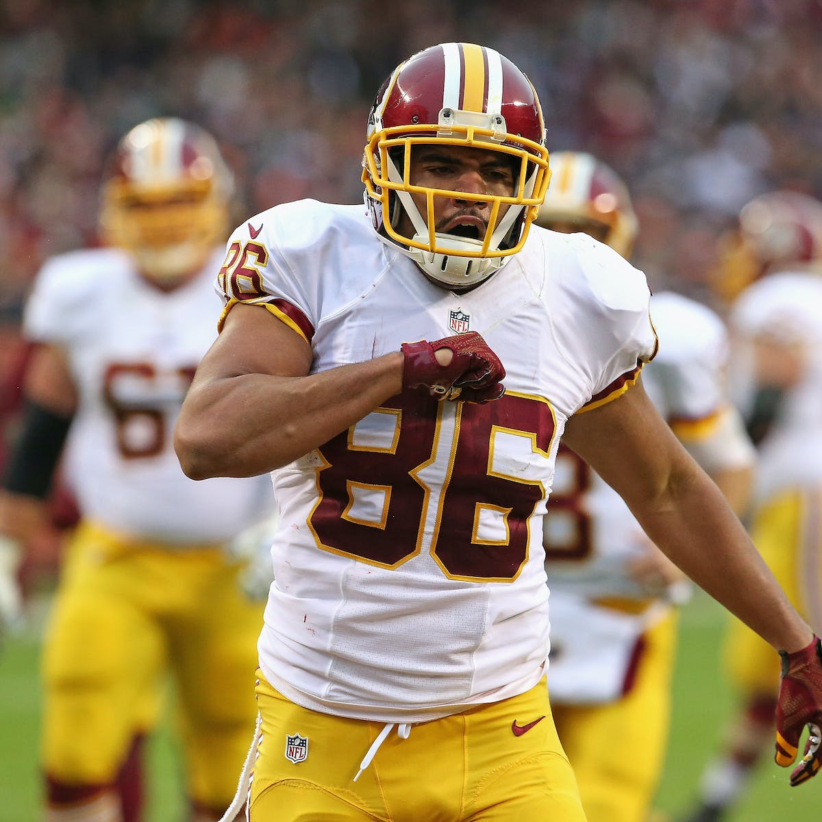 separation shoes 0b288 34522 What Happens if Jordan Reed Gets Another Concussion? | Inverse