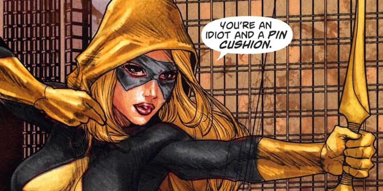 Mia Arrow Speedy Cry for Justice