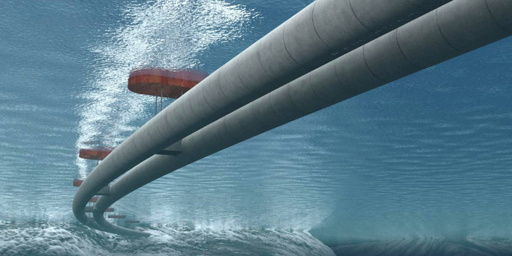 Norway Is About to Build an Underwater Suspension Bridge