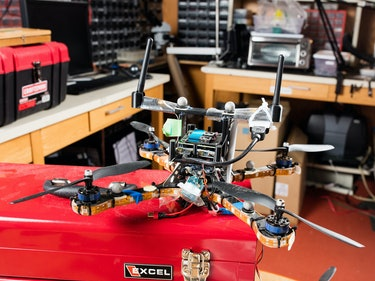MIT Just Made Drone Swarms Way Harder to Hack