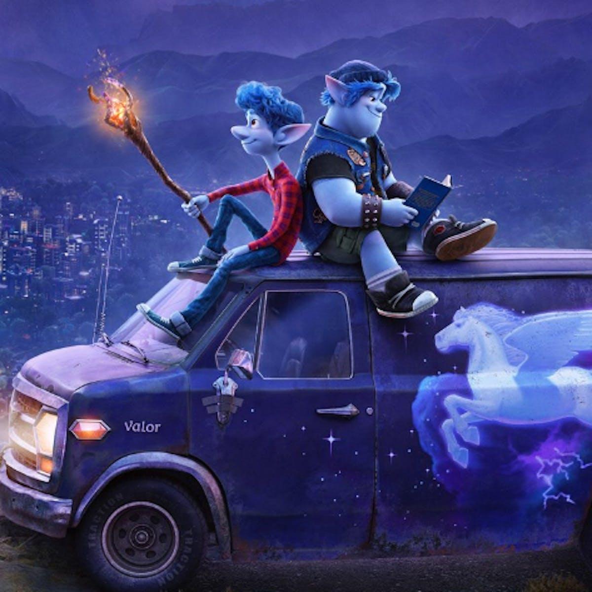 'Onward' trailer 2: 'Weekend at Bernies' meets fantasy in Pixar's latest