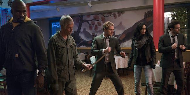 The Defenders Marvel Netflix