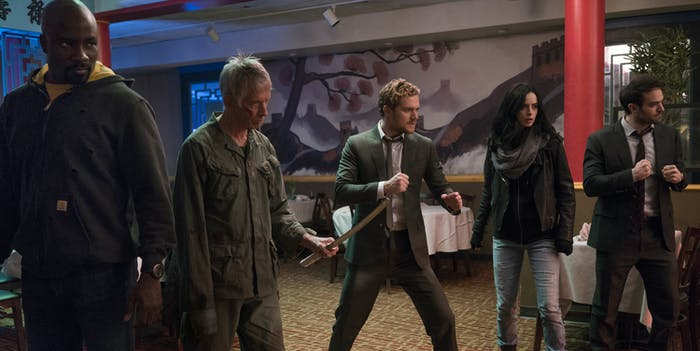 The Defenders Marvel Netflix