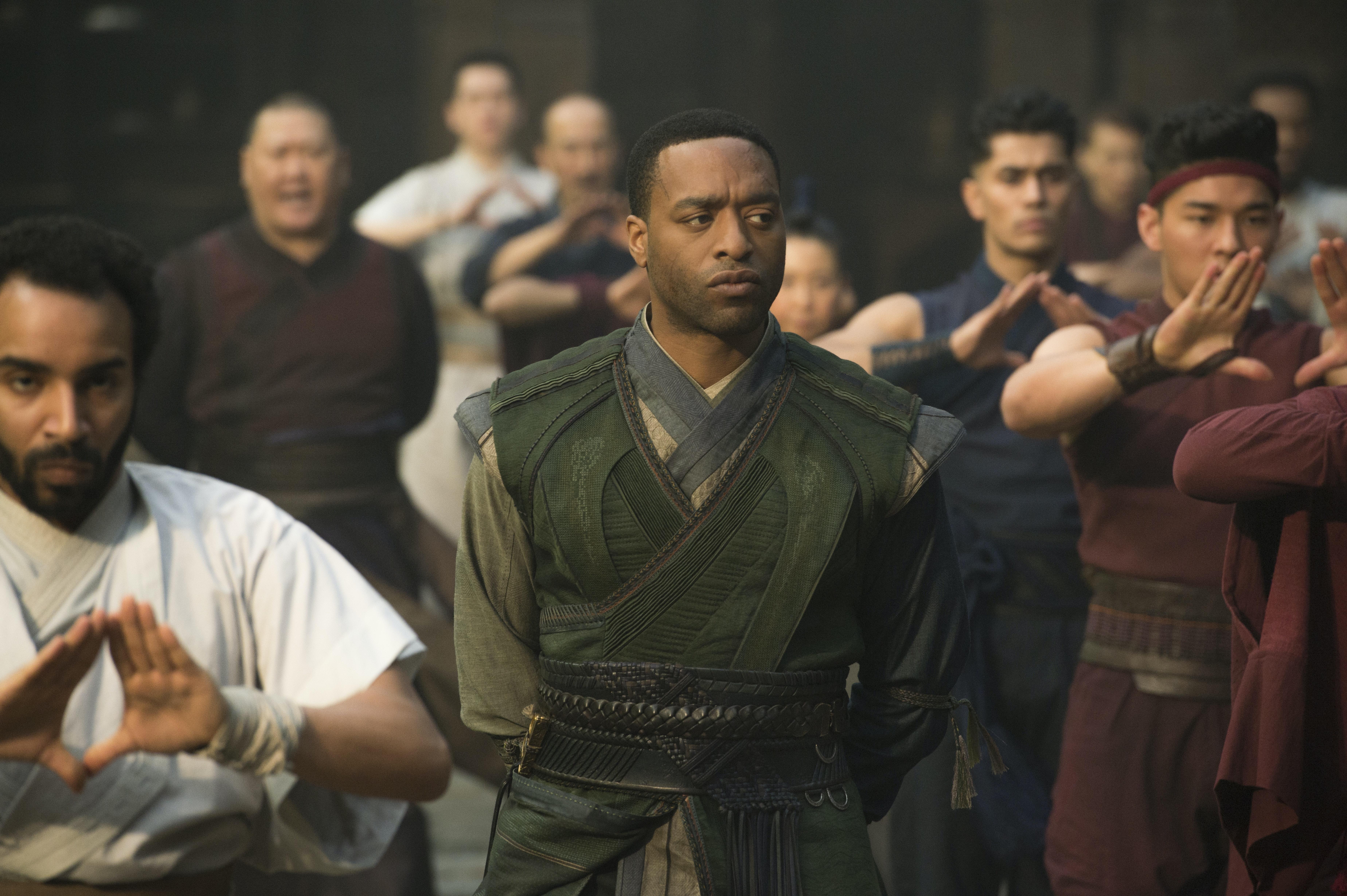 Chiwetel Ejiofor as Karl Mordo