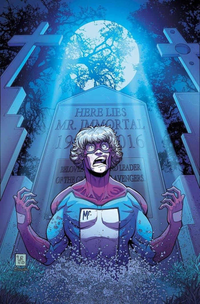 Mister Immortal Marvel